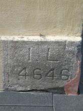 Inland Lot 4646 Marker Stone of the The Pawn