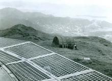 RAF Tai Mo Shan - Project Cabbage Leaf 1958.