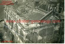Damaged Building - Typhoon 1923
