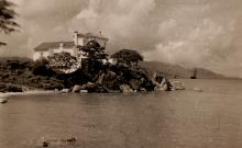 Dragon Villa - c1954 (Previously titled 'Unknown House on the Beach')