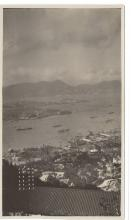 1924 Victoria Harbour from the Peak (2 of 2)