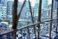 1979 - view from Astor Hotel room