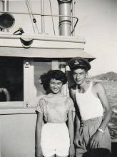 Yvonne and Lew Mose