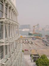 2004 - construction of Star Ferry pier