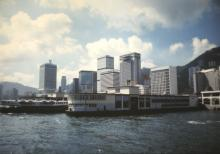 Star Ferry piers in Central