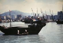 Possibly Yau Ma Ti typhoon shelter