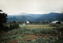 Fields in the New Territories