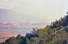1981 - view from Lok Ma Chau