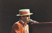 1984 - Elton John - Too Low for Zero Tour
