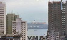 1982 - harbour view from Wanchai