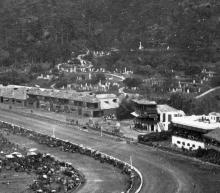 1880s Happy Valley Racecourse