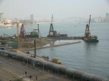 2004 - construction of Central reclamation