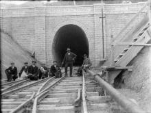 1910s KCR Beacon Hill Tunnel (South Portal)