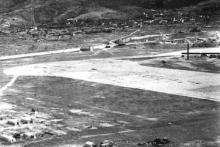 1945 Kai Tak - Possible Location of Control Tower Used by the Japanese