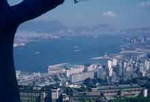 1968 11 HK View of Kowloon (1)