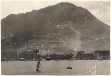 HK from harbour