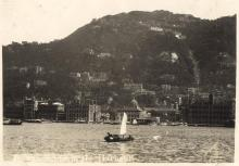 HK from the harbour