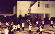 1992 - Beating The Retreat - Osbourne Barracks