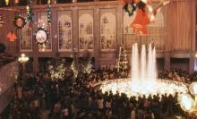 1980 - The Landmark - Christmas decorations