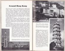 21 HK Guide Book Page 36&37 Around Hong Kong 1