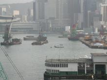 2004 - Star Ferry and reclamation
