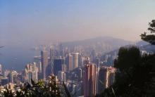 2000 - view from the Peak