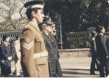 Sir Edward Youde's funeral #8