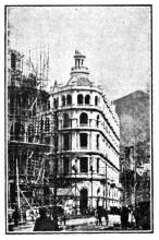 Alexandra Buildings - just after completion 1904