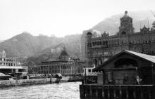 Central, Law courts and old Star Ferry pier