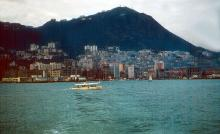 Central, from Star Ferry