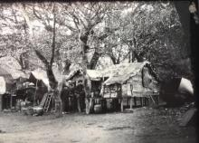 Chinese village - Cheung Chau early 1930s