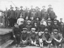 Crew of SS Hung On 1929