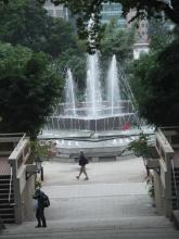 Fountain at the Botanical Gardens 2014