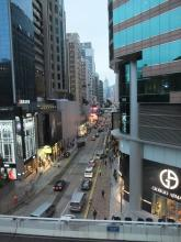 Canton Road looking south (2014)