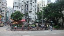 Corner of Ning Po and Shanghai Streets