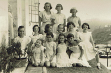 Diana Gaston's Party - probably 1952.png