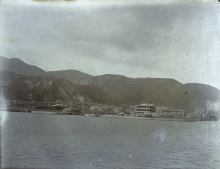 Taikoo Dockyard from Water c1910