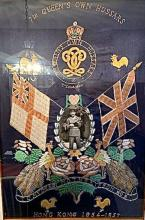 Queens Own 7th Hussars 1954-1957
