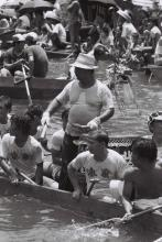 Dragon boat racing, Tai O, 1978