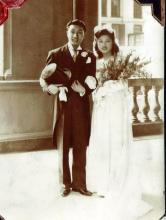 My Parents' Wedding in Hong Kong Hotel