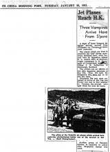 First-first 28 Squadron Vampire ferry flight to Hong Kong.jpg