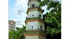 Funghuang pagoda corbel bricks count plus eaves and drip tiles.jpg