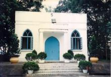 1990s Lyemun Garrison Church