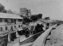 Government Hospital on Hospital Road