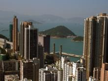 View over Kennedy Town