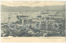 """View of Central Harbour from West Point"""