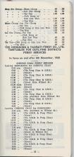 STAR FERRY AND HK and YAUMATI FERRY CO timetable