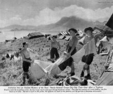Military in the New Territories-October 1949