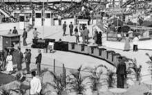 North Point-LUNA PARK-miniature railway