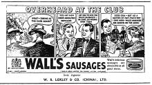 Wall's Sausages-SCMP-July 1936